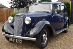Utterly Charming Restored  Austin 12 4  Ascot 1939 1500cc
