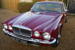 Daimler Sovereign 4.2  Ser2   LWB Auto 1976 One Owner Low miles