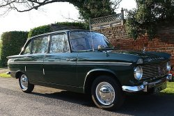 Hillman Super Minx Mk111 1965  One Owner 34years