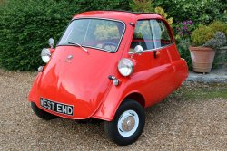BMW Isetta 300 1963 Bubble Car