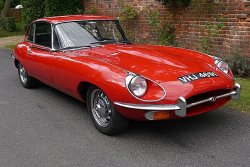 Iconic Jaguar E-Type 1970 Series 11 4.2  2+2 Matching Numbers