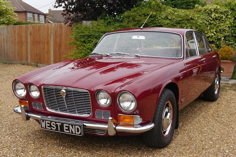 Jaguar XJ6 Ser 1 4.2 1969 Stunning Original Example 42,000 Miles Only