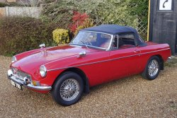 MGB Roadster Mk1 1966  Extensive History ANY