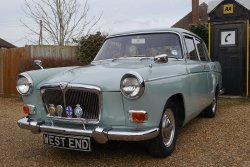 Rare MG Magnette 1967  lV 1622cc Automatic 34,000 miles