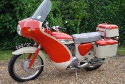 1961 Norton Jubilee 250cc Twin Beautiful Example British Clasic