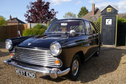 MORRIS OXFORD 1622cc MkV1  1966 ( A GENUINE 32000 MILES FROM NEW)