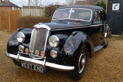 Riley RME 1954 Family owned from new 43,000 recorded Miles