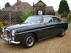 ROVER P5B Coupe 1970 now sold  (MORE WANTED)