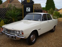 ROVER 3500 P6 1968  (AUTO)  now sold (MORE WANTED)