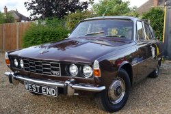 Rover P6 2200  Twin Carb Model 1974