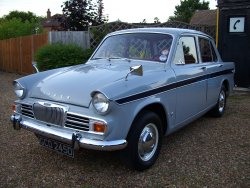 SINGER  GAZELLE  Mk V1 1725CC 1966    Sold   More Wanted