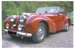 TRIUMPH ROADSTER 1949 2000 now sold (MORE WANTED)