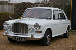Vanden Plas 1300 Princess MK2  manual  1972  Show Car