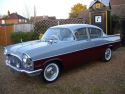 For Sale Striking 1960 Vauxhall PA Velox (6 cylinder)