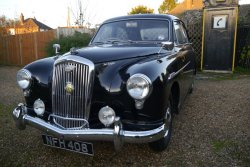 Wolseley  4  44 1955 Four door saloon