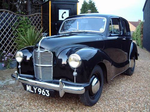 Austin A40 Devon Now Sold More Wanted Classic Car Previously For