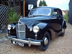 Austin A40 Devon now sold  More WANTED 1951