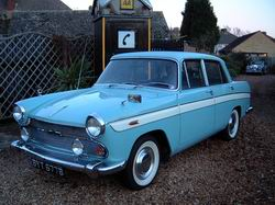 Austin A60 Cambridge 1964
