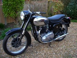 BSA 650cc  Pre-Unit Gold Flash now sold (MORE WANTED) 1955