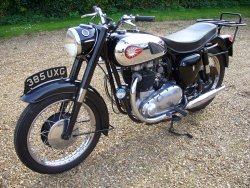 BSA A10 650cc Pre- Unit 1961 now sold More WANTED