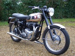 BSA A10 650cc Gold Flash sports now sold (MORE WANTED) 1959