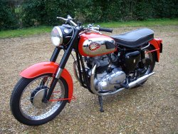 BSA A10 Super Rocket 1959 now sold More  WANTED