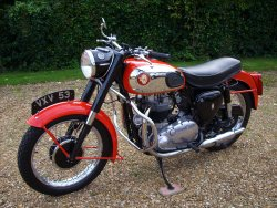 BSA A10 650cc SUPER ROCKET now sold (MORE WANTED) 1958