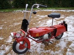BROCKHOUSE CORGI MK11  98CC 1952  Now SOLD