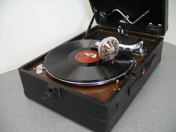 Hmv Wind Up Gramophone Classic Car For Sale At West End