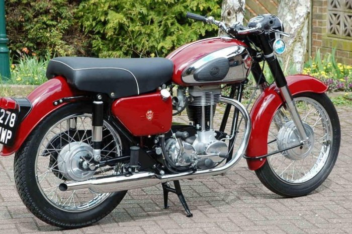 Matchless G3 1961 De Luxe Classic Car For Sale At West