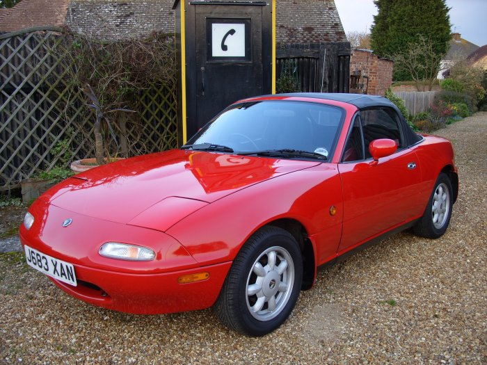 Mazda Mx5 Classic Car Previously For Sale At West End Classics