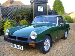 MG Midget 1500  Stunning Condition