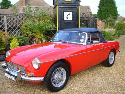MGB ROADSTER 1969 MK11 (with overdrive) now sold (MORE WANTED)