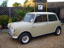 MINI COOPER MK2 998CC 1968 now sold (MORE WANTED)