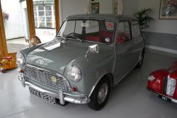 AUSTIN MINI 850cc 1966 Super-DeLuxe