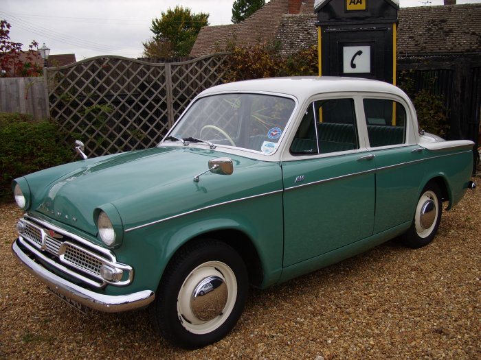Hillman Minx Series 111c 1962 1600cc Now Sold More Wanted Classic