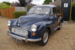 MORRIS 1000 TRAVELLER 1969 Showroom  Condition