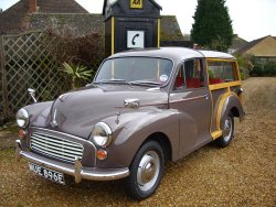 MORRIS 1000  WOODY TRAVELER 1967 now sold (MORE WANTED)