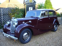 TRIUMPH RENOWN 2000 1953 with overdrive now sold More WANTED