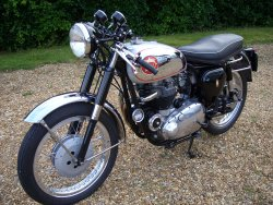 BSA 650cc Rocket Gold Star Rep 1962 SUPERB now sold (MORE WANTED) 1962