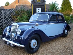 Riley 1.5 RME SALOON 1953  now sold (MORE WANTED)