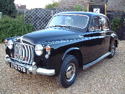 Rover P4 90 Six Cylinder  now sold More WANTED 1958