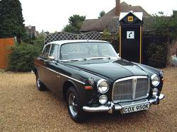 Rover P5B 3.5 Coupe 1972  Now  Sold More WANTED 1972