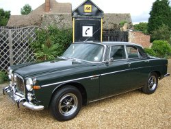 ROVER P5B 3.5 COUPE AUTOMATIC POWER STEERING sold More WANTED 1970