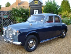 ROVER 90 Six Cylinder P4 Show Car now sold (MORE WANTED)