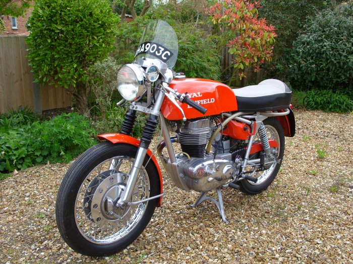 royal enfield gt continental now sold more wanted classic car for sale at west end classics. Black Bedroom Furniture Sets. Home Design Ideas