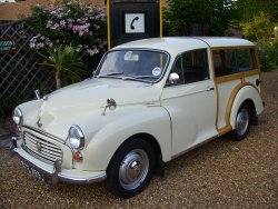 Morris 1000 Traveller 1971 now sold More  WANTED