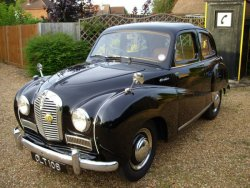 Austin A40 1954  De- Lux Show condition car