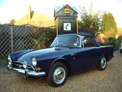 Sunbeam Alpine Series 5 1,725cc now sold More WANTED 1967
