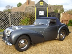 TRIUMPH ROADSTER 1949 2000 now sold (MORE WANTED) 1949